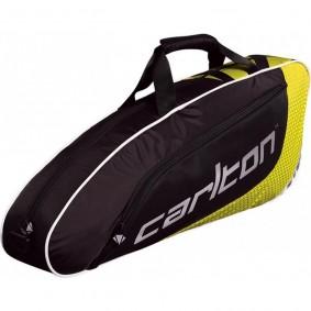 Tennis tassen - kopen - Carlton Pro Player Badminton Thermotas – 1 Compartiment – Geel