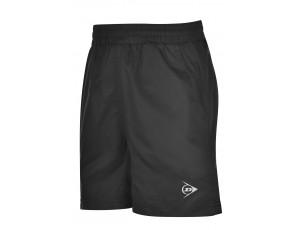 Tennis broeken - Tenniskleding - kopen - Dunlop AC Club Geweven Korte Broek Heren – Zwart