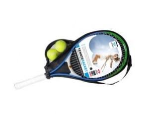 Tennisrackets - kopen - Angel Sports Tennisracket met Hoes