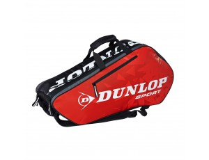 Tennis tassen - kopen - Dunlop Tour 6 Rackettas – Rood