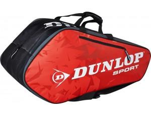 Tennis tassen - kopen - Dunlop Tour 10 Rackettas – Rood