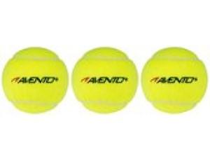 Tennisballen - kopen - Avento Tennisballen Gasgevuld – 3 Stuks – Fluorgeel/Wit
