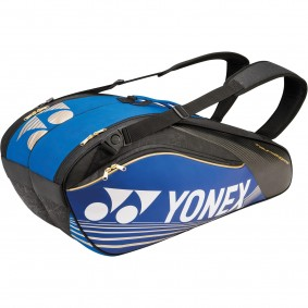 Tennis tassen - kopen - Yonex Pro 6 Racket Tas – Blauw