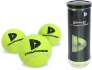 Tennisballen - kopen - Donnay Championship – Tennisballen – gasgevulde tennisbal – 3 ballen – Groen