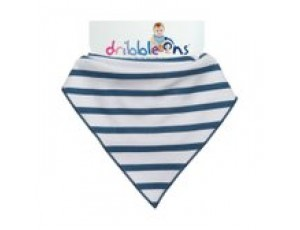 Bandana's - Tenniskleding - kopen - Dribble Ons – Bandana – Blauw/Wit
