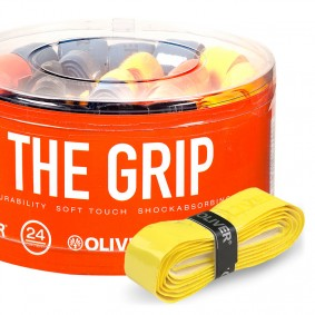 Tennis grips - kopen - Oliver The Grip Blister Racket Grip – Zwart