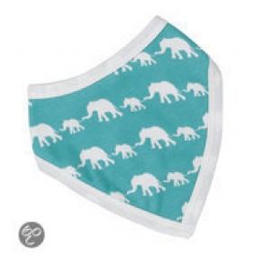 Bandana's - Tenniskleding - kopen - Pigeon Hoofdband – Kinderen – Blauw;Wit