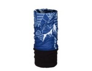 Bandana's - Tenniskleding - kopen - Sinner Fleece Bandana – Nekwarmer – Volwassenen – Blauw