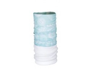 Bandana's - Tenniskleding - kopen - Sinner Fleece Bandana – Nekwarmer – Volwassenen – Blauw/Paisley
