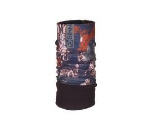 Bandana's - Tenniskleding - kopen - Sinner Fleece Bandana – Nekwarmer – Volwassenen – Bruin/Autumn