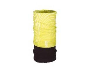 Bandana's - Tenniskleding - kopen - Sinner Fleece Bandana – Nekwarmer – Volwassenen – Limoengroen