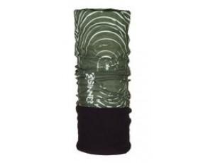 Bandana's - Tenniskleding - kopen - Sinner Fleece Bandana – Nekwarmer – Volwassenen – Mosgroen