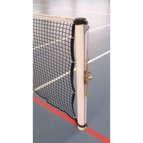 Veldinrichting - kopen - Tennis Aluminium Palen – rond – 90 mm – met huls