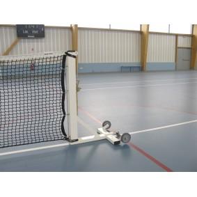 Veldinrichting - kopen - Tennis Mobiele Stalen Palen – rond – 90 mm