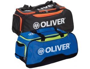 Tennis tassen - kopen - Oliver Tournament Sporttas – Blauw/Groen