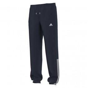 Tenniskleding - Tenniskleding heren - kopen - adidas Essential Mid trainingsbroek heren marine