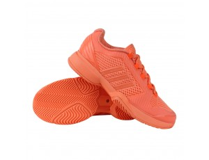 Tennisschoenen - Tennisschoenen dames - kopen - adidas aSMC Barricade 2016 tennisschoenen dames zalm