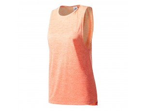 Tenniskleding - Tenniskleding dames - kopen - adidas Box Mel fitnesstop dames oranje