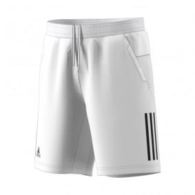 Tenniskleding - Tenniskleding heren - kopen - adidas Club tennisshort heren wit/zwart