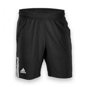 Tenniskleding - Tenniskleding heren - kopen - adidas Club tennisshort heren zwart/wit