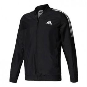 Tenniskleding - Tenniskleding heren - kopen - adidas Club vest heren zwart