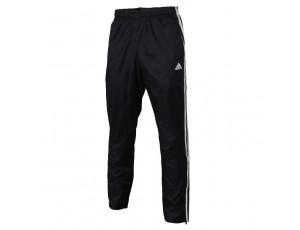 Tenniskleding - Tenniskleding heren - kopen - adidas Essential 3S woven trainingsbroek heren zwart