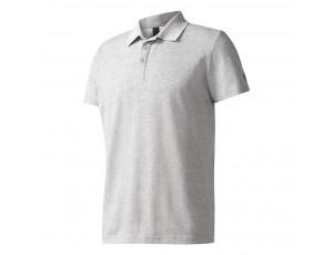 Tenniskleding - Tenniskleding heren - kopen - adidas Essential Basic polo heren grijs