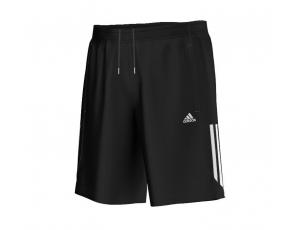 Tenniskleding - Tenniskleding heren - kopen - adidas Essential Mid Chelsea short heren zwart/wit