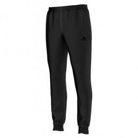 Tenniskleding - Tenniskleding heren - kopen - Adidas Essential trainingsbroek heren zwart
