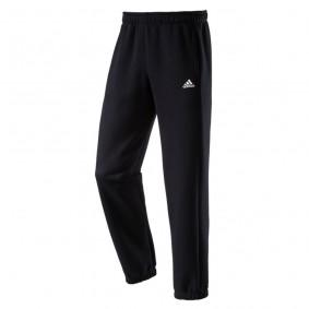 Tenniskleding - Tenniskleding heren - kopen - adidas Essentials Fleece trainingsbroek heren zwart