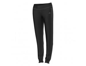 Tenniskleding - Tenniskleding dames - kopen - adidas Top trainingsbroek dames zwart
