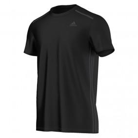 Tenniskleding - Tenniskleding heren - kopen - adidas Cool365 trainingsshirt heren zwart