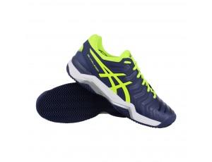 Tennisschoenen - Tennisschoenen heren - kopen - Asics Gel-Challenger 11 Clay tennisschoenen heren marine/lime