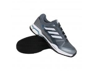 Tennisschoenen - Tennisschoenen heren - kopen - adidas Barricade Club Clay tennisschoenen heren grijs/wit
