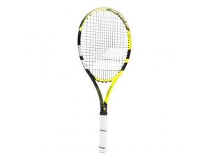 Tennisrackets - Tennisrackets heren - kopen - Babolat Boost Aero tennisracket geel/zwart/wit