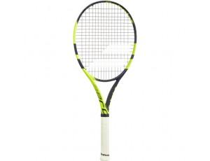 Tennisrackets - Tennisrackets heren - kopen - Babolat Pure Aero Lite tennisracket senior zwart/geel