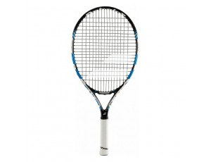 Tennisrackets - Tennisrackets heren - kopen - Babolat Pure Drive tennisracket zwart/blauw