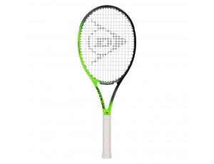Tennisrackets - Tennisrackets heren - kopen - Dunlop Apex Tour Speed tennisracket senior zwart/groen