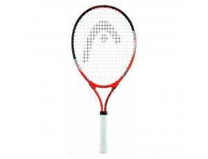 "Tennis outlet - kopen - Head Radical 19"" tennisracket junior zwart/oranje"