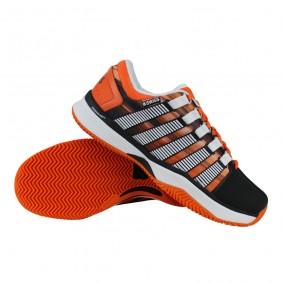 Tennisschoenen - Tennisschoenen heren - kopen - K-Swiss Hypercourt Express HB tennisschoenen heren zwart/oranje