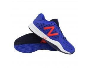 Tennisschoenen - Tennisschoenen heren - kopen - New Balance 996v2 tennisschoenen heren blauw/wit