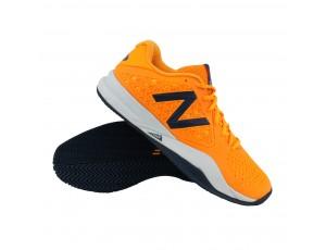 Tennisschoenen - Tennisschoenen heren - kopen - New Balance 996v2 tennisschoenen heren oranje/wit