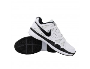 Tennisschoenen - Tennisschoenen heren - kopen - Nike Air Vapor Advantage Leather tennisschoenen heren wit/zwart