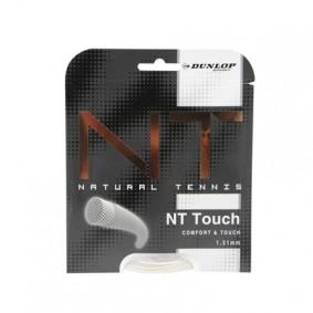 Tennis accessoires - Tennissnaren - kopen - Dunlop NT Touch 1.31 Set – Wit