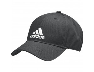 Tennis headwear - kopen - adidas Classic Six-Panel cap zwart/wit