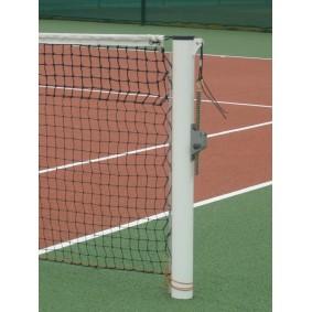 Veldinrichting - kopen - Tennis Stalen Palen – rond – 90 mm – met huls