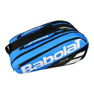 Babolat Pure Drive tennistas 12 rackets blauw/wit/zwart -
