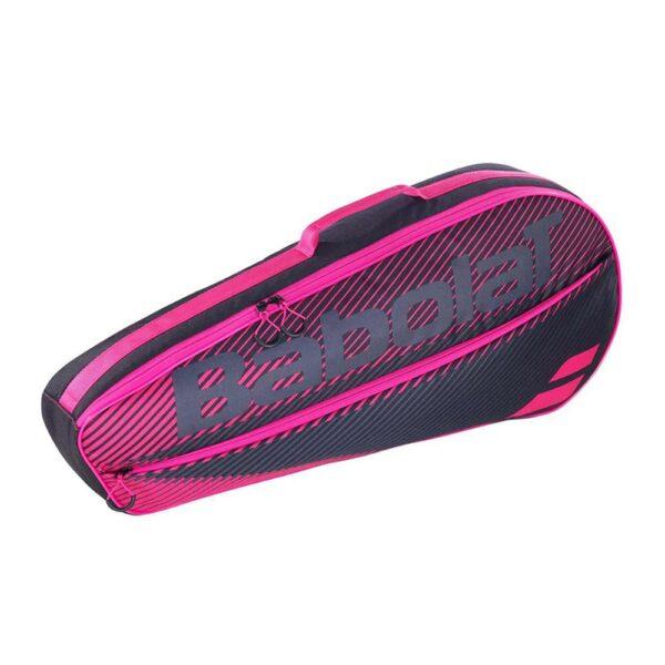Babolat 3RH Essential tennistas 3 rackets roze/zwart -