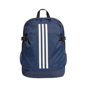 Adidas 3-Stripes Power rugtas marine/wit -
