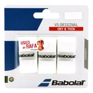Babolat VS Original overgrip 3 stuks wit -